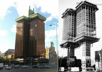 Califican de artificio la supuesta protección de las Torres de Colón en Madrid