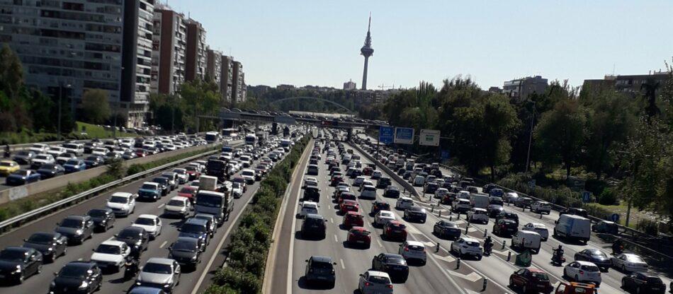 Unidas Podemos registra una iniciativa con propuestas para una ley de movilidad sostenible