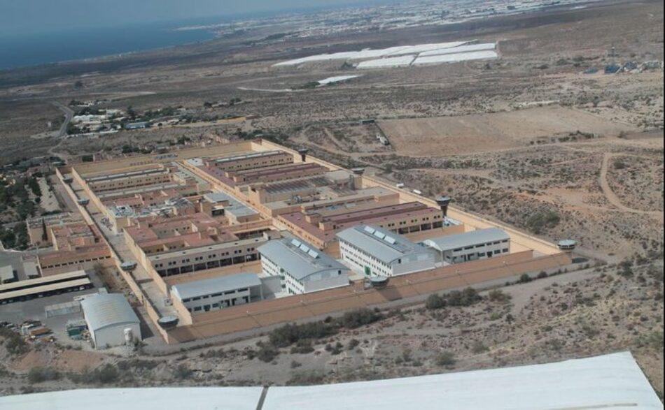 CCOO denuncia ante la Fiscalía al director de la prisión de Almería