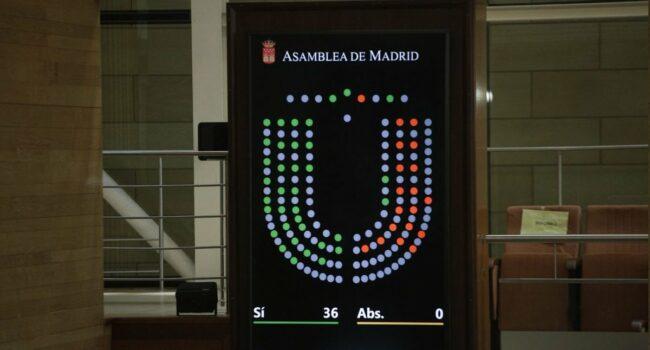 Se aprueba una nueva modificación de la Ley del Suelo en Madrid sin dotar de medios a los ayuntamientos y de espaldas a la ciudadanía