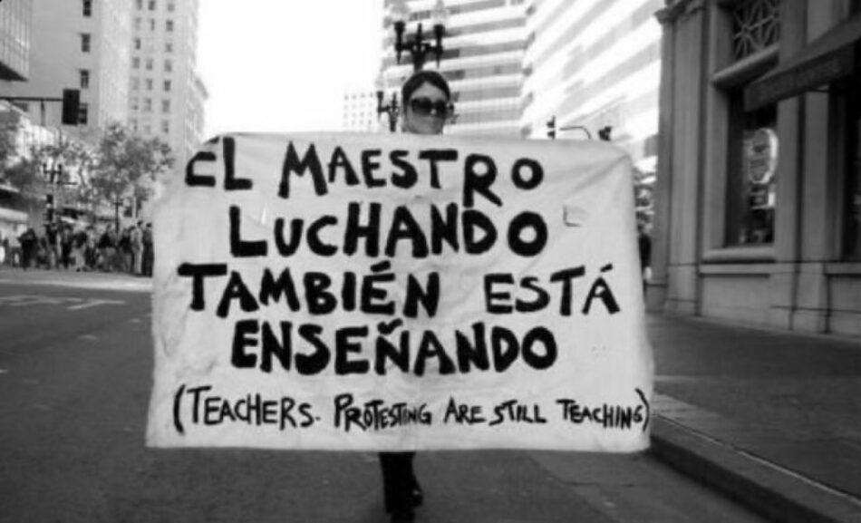 EU no día mundial do docente reclama máis medios para a educación pública