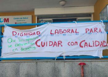 SATSE Madrid denuncia la imposibilidad de vacunar contra la gripe común con la plantilla enfermera actual