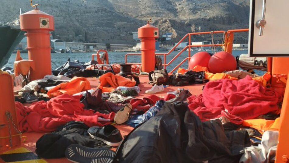 CGT Mar y Puertos formaliza la denuncia en Inspección de Trabajo por la sobrecarga de horas y trabajo de los profesionales de Salvamento Marítimo en Canarias