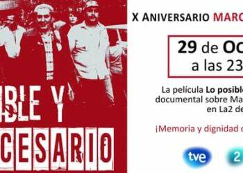 La película «Lo posible y lo necesario», de Adolfo Dufour, en La2 de TVE el próximo 29 de octubre