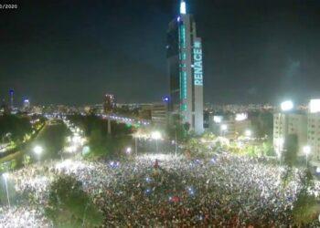 """IU muestra su """"sentida alegría"""" por el resultado del plebiscito en Chile que pone fin a la Constitución de Pinochet y por el """"éxito de la movilización de la mayoría social trabajadora"""""""