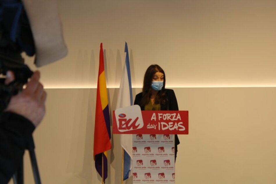 Esquerda Unida denuncia o desabastecemento de vacinas da gripe nos centros de saúde galegos