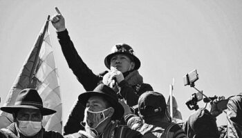 Orlando Gutiérrez, líder del sindicato de mineros de Bolivia, falleció el día de hoy tras sufrir un atentado después de las elecciones