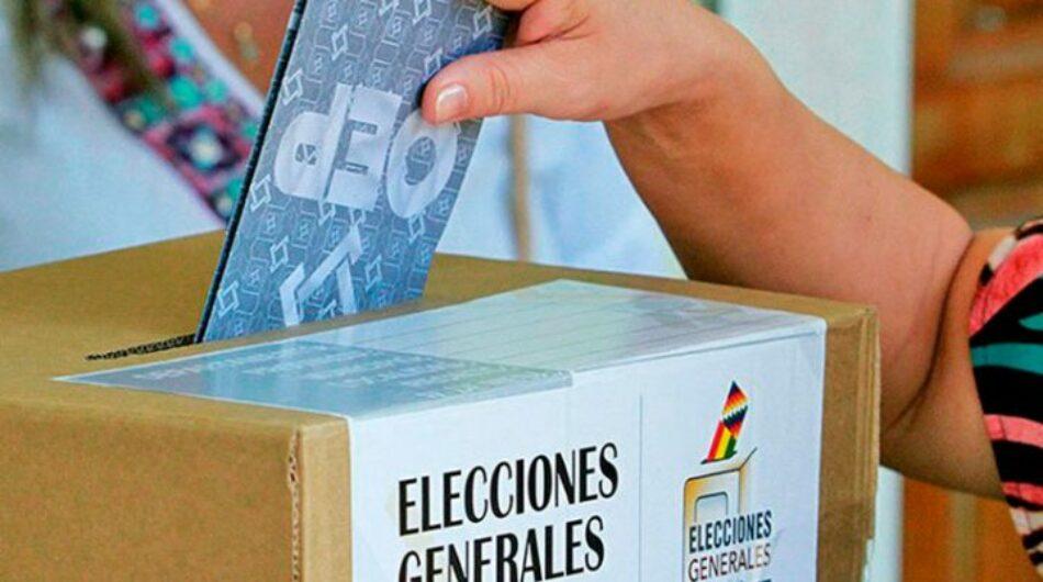 Bolivia celebra sus elecciones presidenciales marcadas por la tensión política