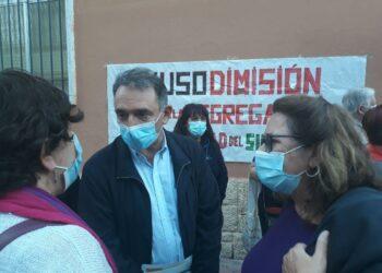 """Enrique Santiago llama a """"reconstruir lo común y profundizar en la democracia"""" y alerta sobre las «doctrinas del shock» para retirar derechos"""