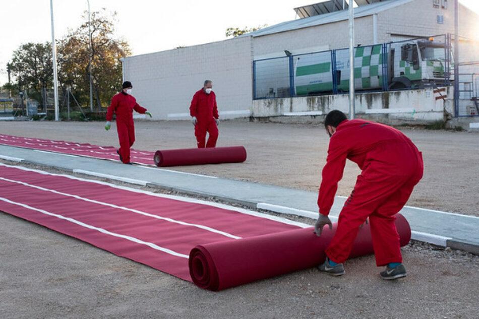 Greenpeace sustituye coches y cemento por espacios más verdes y habitables para transformar las ciudades