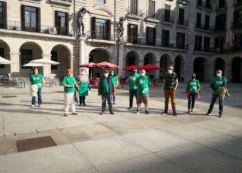 La PAH de Santander convoca a impedir desahucio contra una familia en La Junta de Voto