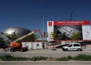 CCOO reclama a Sanidad los planes de emergencias, evaluación de seguridad y prevención de riesgos previos a la apertura del Zendal