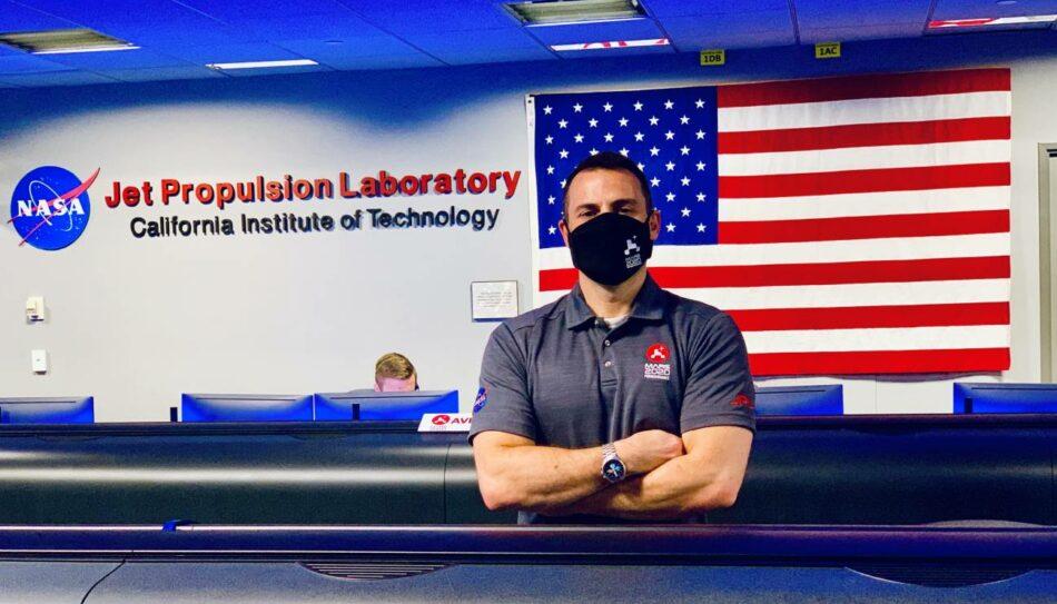 """""""Las misiones a Marte no solo representan a la NASA o a EE UU, sino a toda la humanidad"""""""