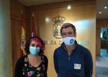 Vanessa Lillo denuncia la exclusión sanitaria en la Comunidad de Madrid