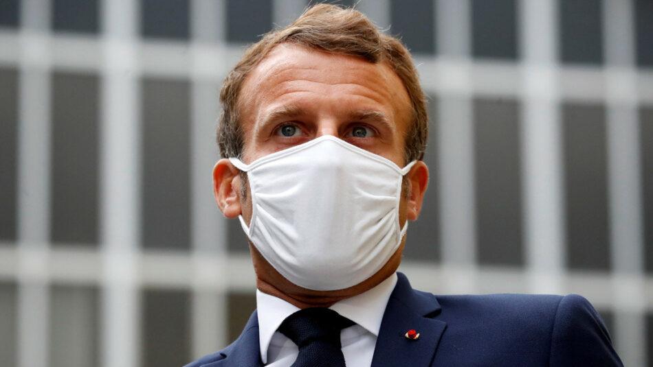 Francia le da 2 meses a Turquía para «poner fin a sus peligrosas aventuras» y la amenaza con medidas en caso contrario