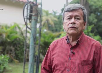 Entrevista a Pablo Beltrán. Jefe de la delegación de diálogos de paz del  ELN colombiano