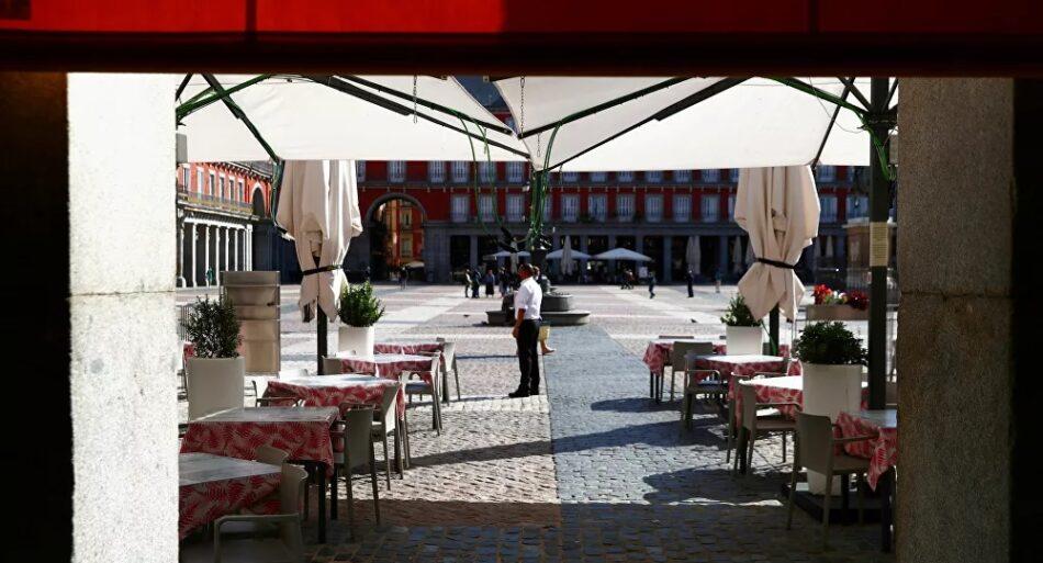 Madrid comienza su confinamiento en medio de una grave crisis institucional