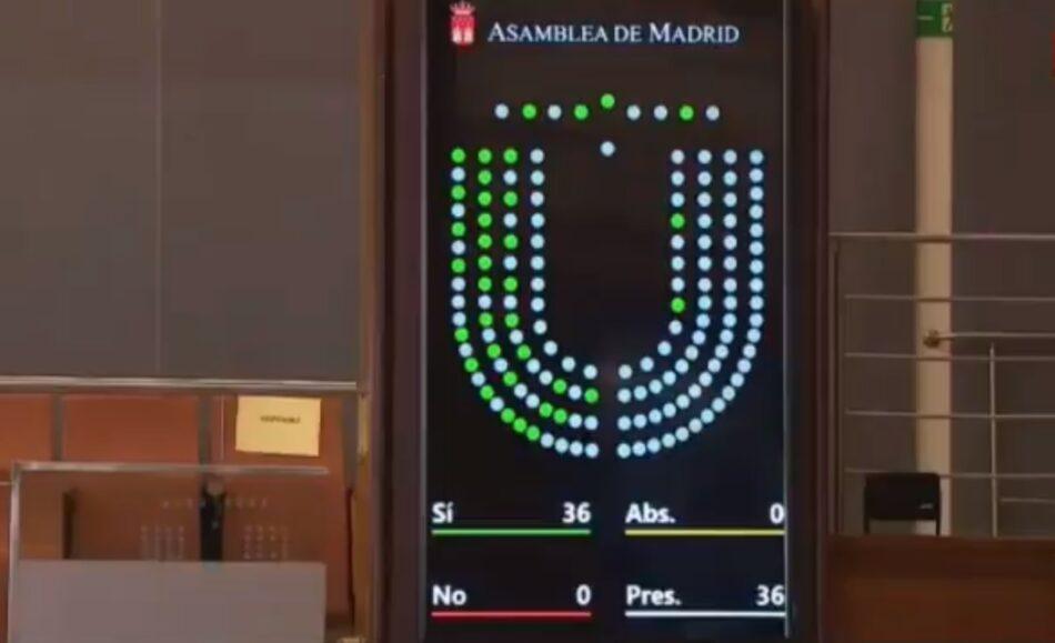 Laxitud de normas y beneficios de constructoras: qué hay detrás de la reforma de Ley del Suelo aprobada sin quorum en la Comunidad de Madrid
