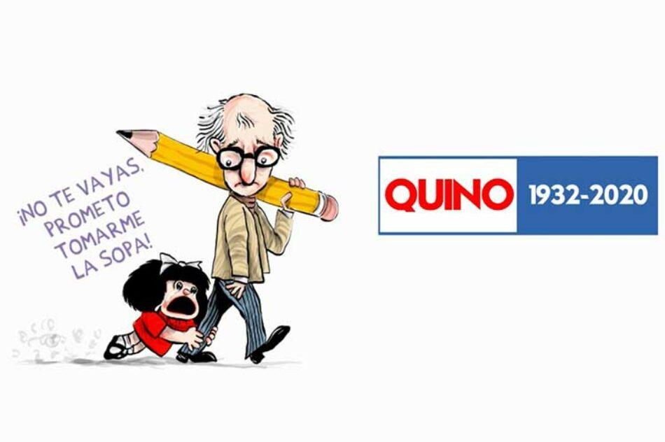 Quino en el cielo, Mafalda en el corazón del mundo