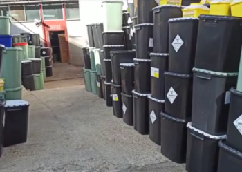 CCOO denuncia la acumulación de residuos peligrosos en el Hospital Gregorio Marañón de Madrid