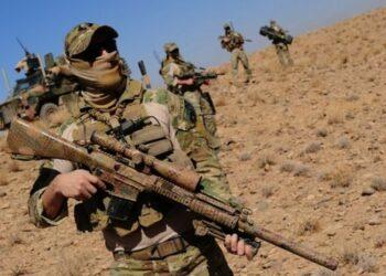 Un marine de EE.UU. revela un crimen de guerra de las fuerzas especiales australianas en Afganistán