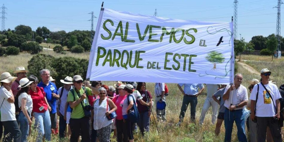 El ayuntamiento de Tres Cantos vuelve a planear un campo de golf en una zona protegida