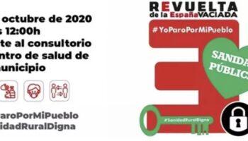 El PCE de El Bierzo apoya y llama a la movilización en defensa de la sanidad rural en la España vaciada