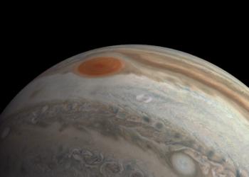 La NASA publica el vídeo más cercano a Júpiter, en un vertiginoso vuelo desde la nave espacial Juno