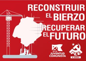 El PCE de El Bierzo, junto a IU, propone incluir un sector público industrial en los PGE 2020