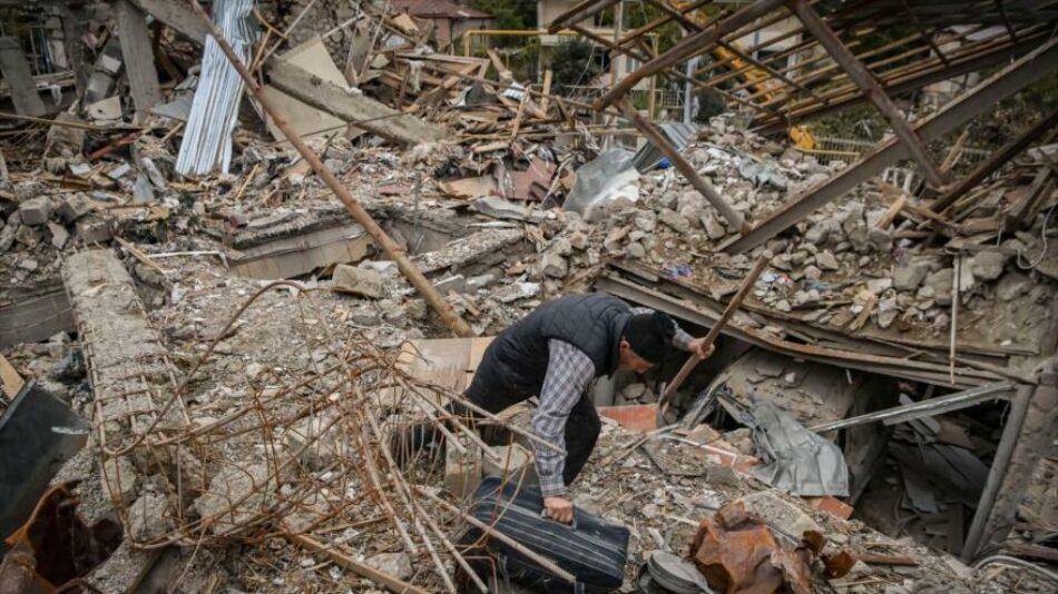 Al menos cinco civiles muertos desde el inicio de la tregua entre Armenia y Azerbaiyán