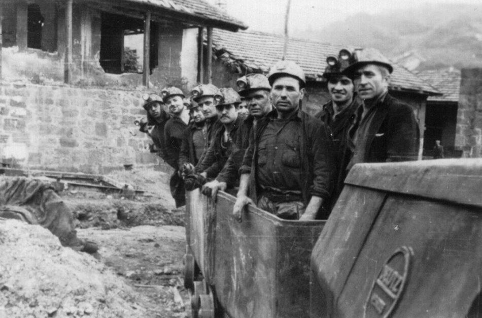 Las huelgas mineras de Asturias (verano de 1963) y la salvaje represión franquista