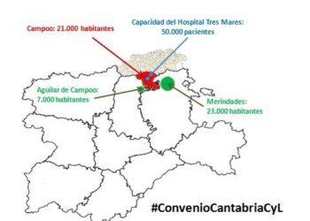 Celebran que Castilla y León firme el convenio sanitario con Cantabria