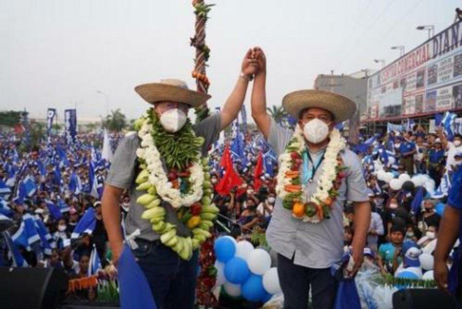 Una lección de valentía y dignidad. Victoria popular en Bolivia