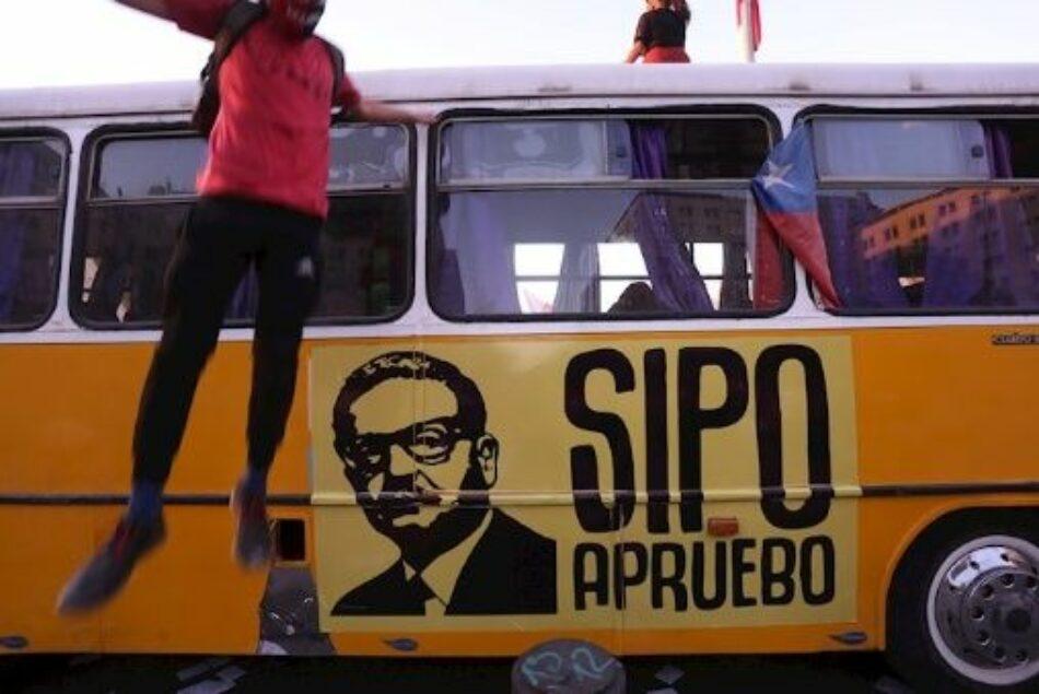 El 78.24 % de los chilenos aprueba reemplazar la Constitución