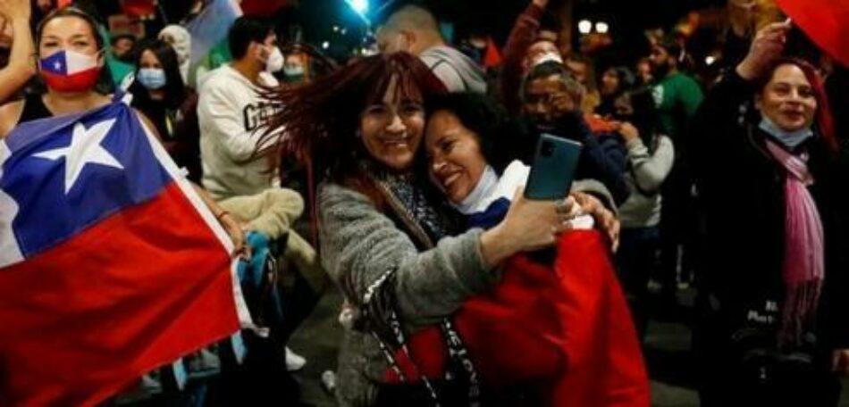 La hora de la nueva izquierda chilena
