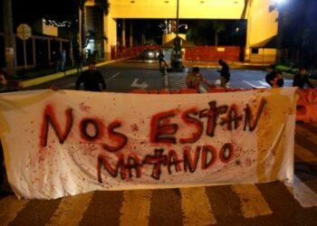 Denuncian una nueva masacre en Valle del Cauca, Colombia
