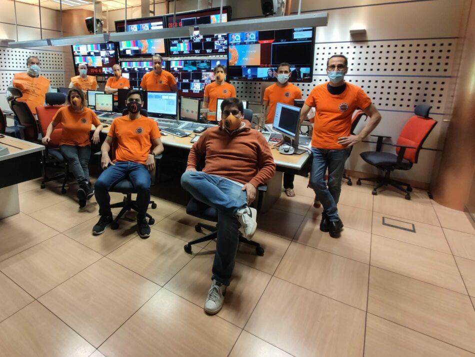 Trabajadores de RTVE denuncian la intención de externalizar la producción de un programa de debate político