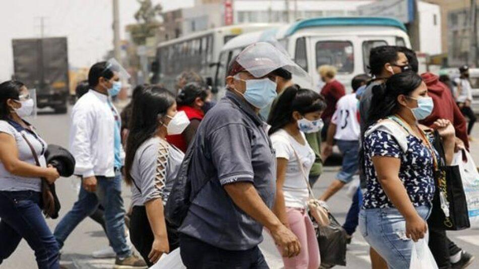 América roza los 20.000.000 de coronavirus