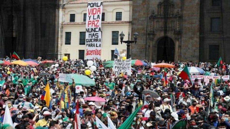 Confederación General de los Trabajadores de Colombia asegura que no cesarán las protestas