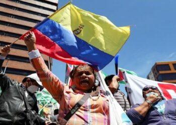 TCE ecuatoriano admite trámite contra binomio Aráuz-Rabascall