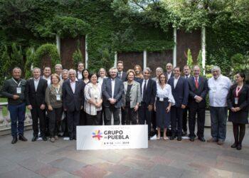 El Grupo de Puebla renueva su apoyo al presidente Alberto Fernández de Argentina