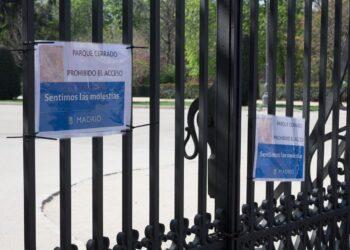 Más de cien organizaciones sociales piden la apertura de todos los parques clausurados por la Covid-19