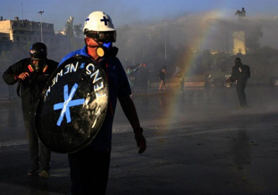 Chile: Reclaman la liberación de detenidos durante las protestas
