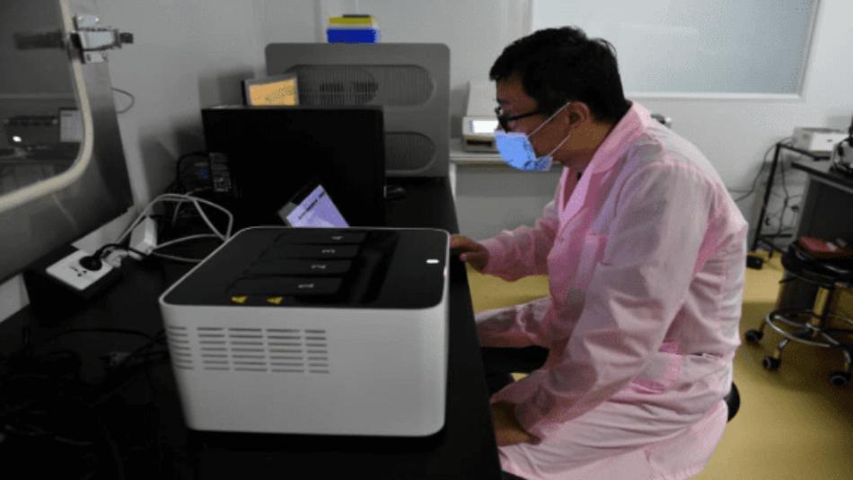 Crean máquina más rápida del mundo para pruebas PCR en China
