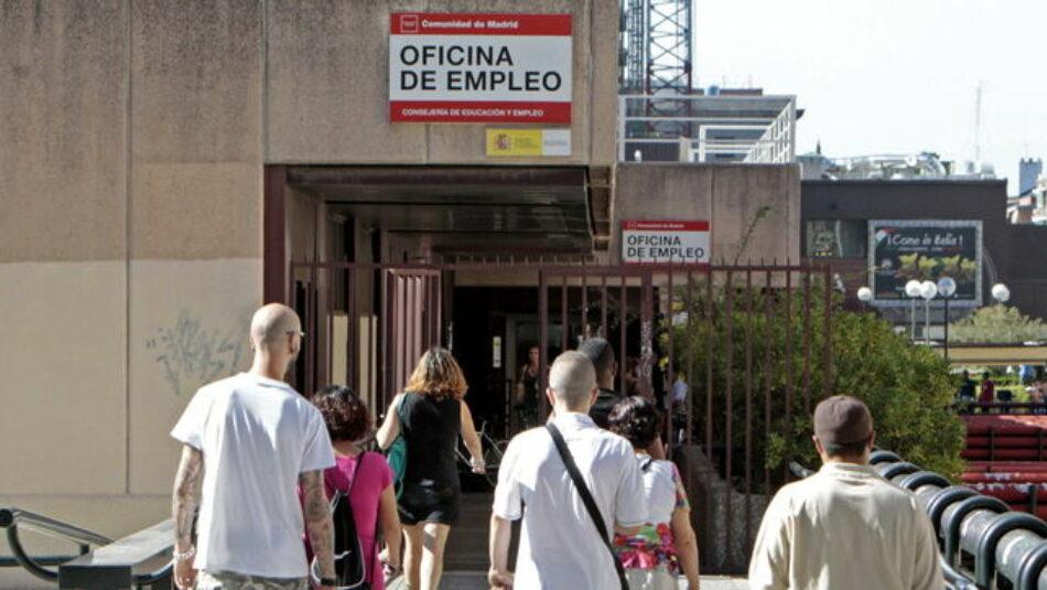Más de 150.000 familias madrileñas con todos sus miembros en paro, una tendencia al alza en plena pandemia