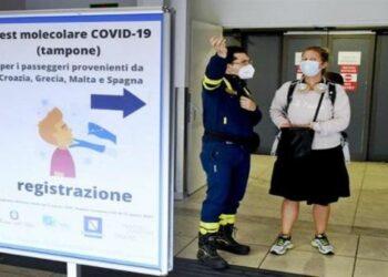 Italia decreta ley para reforzar medidas por Covid-19