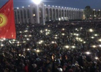 Invalidan resultados de elecciones parlamentarias en Kirguistán
