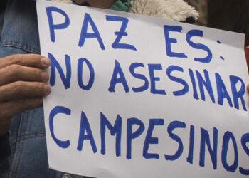 Paramilitares asesinan a líder colombiano Oswaldo Rojas