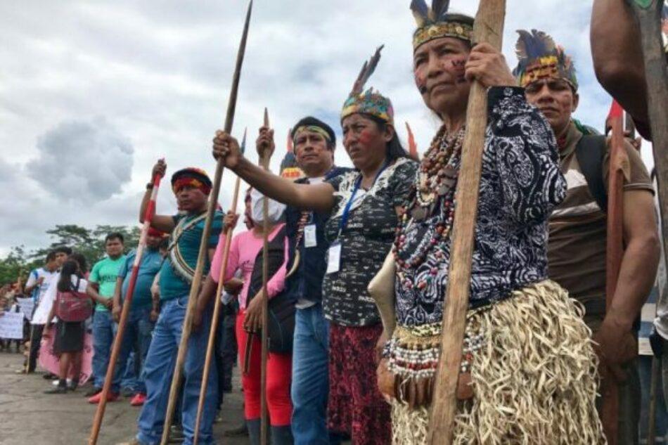 Casi 400 comunidades nativas denuncian ley que pone en riesgo áreas protegidas en Perú