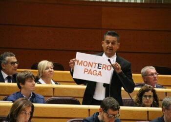 Carles Mulet asume la portavocía del Grupo de la Izquierda Confederal en el Senado